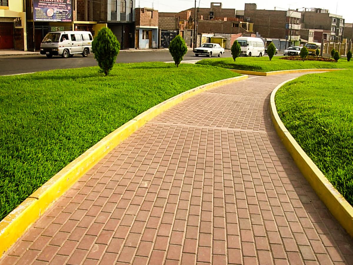Adoquines concretos supermix for Adoquin para estacionamiento